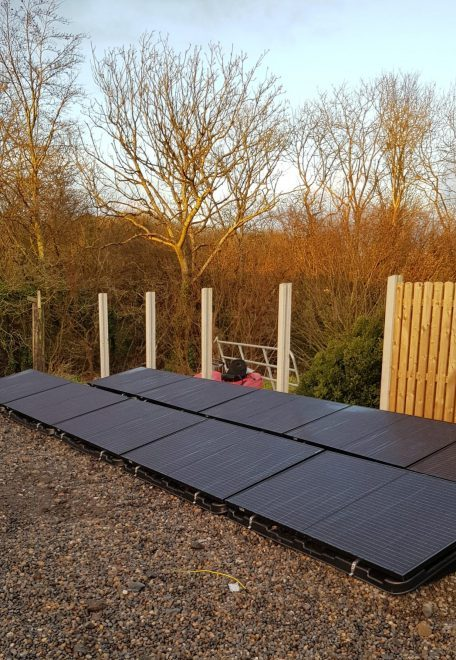 Solar Array Nicholas Roche